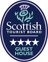 Scottish Tourist Board - 4 Star Guesthouse